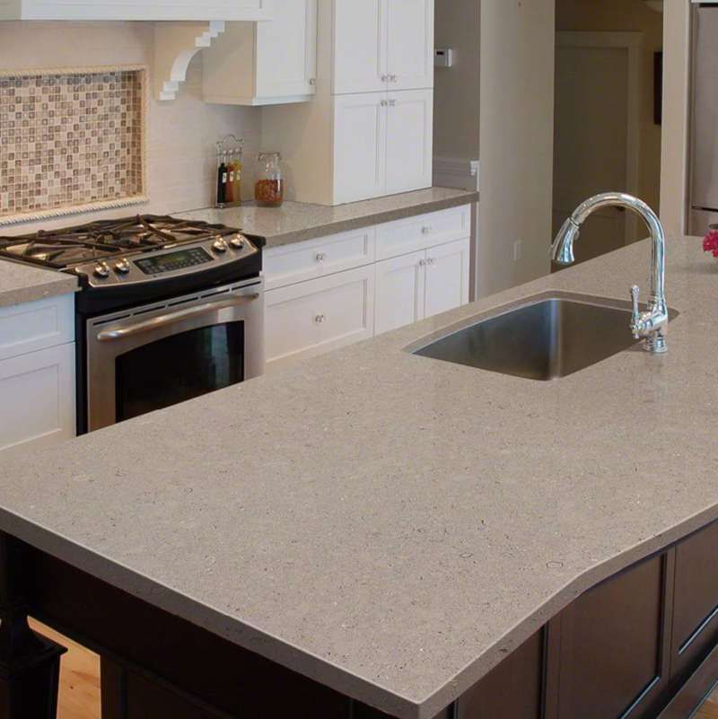Cur Obsessions 5 Must See Quartz Countertops That Look Like Concrete