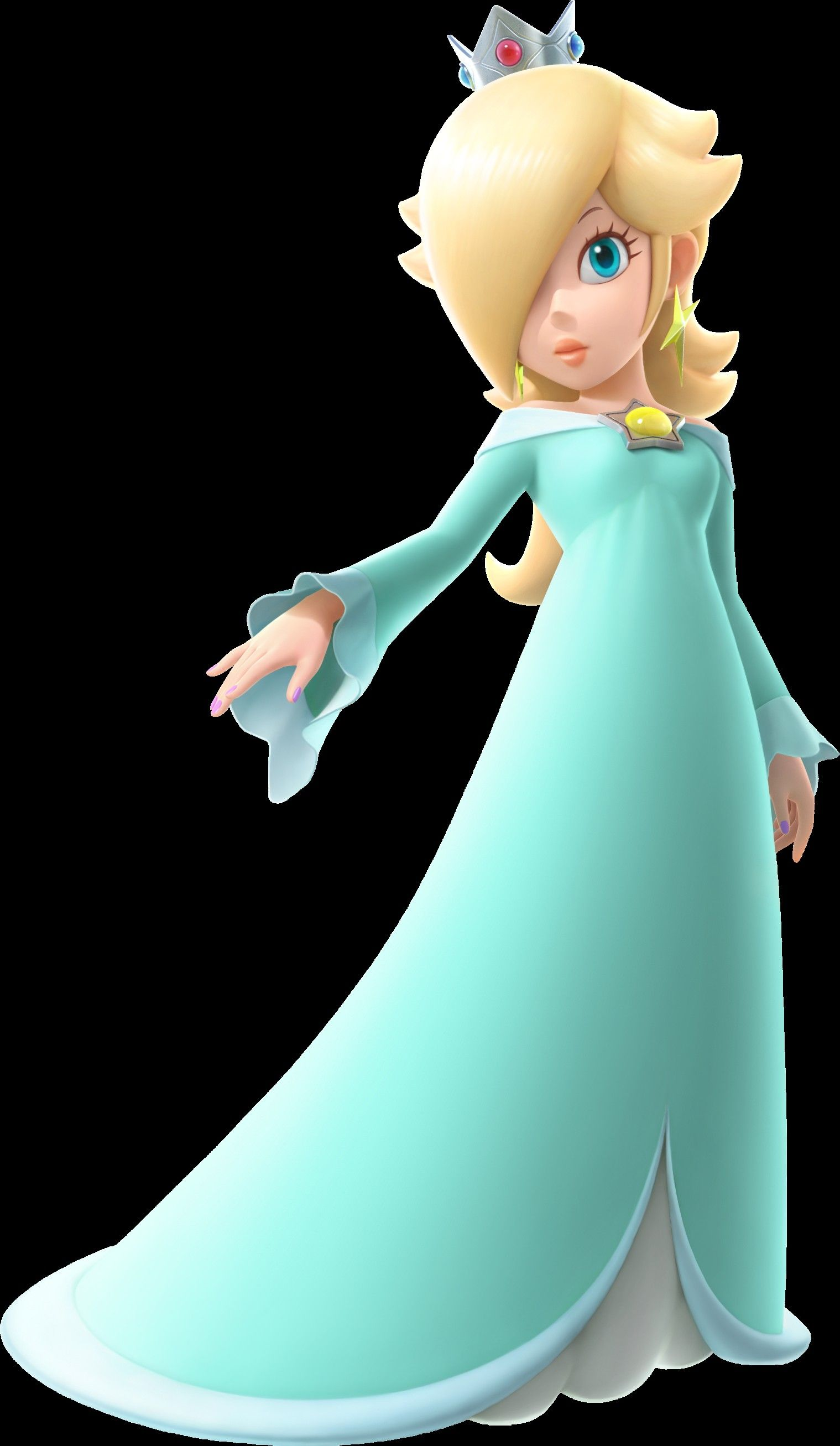 Cute Princess Rosalina