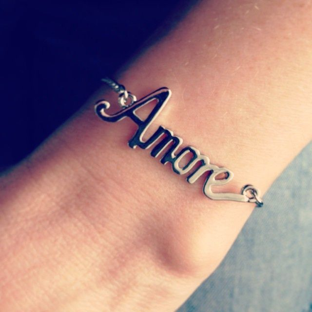 Amore bracelet #ohsohip
