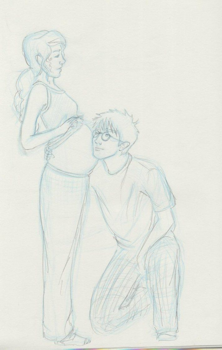 Pregnant by HgwrtsExchngeStdnt on DeviantArt