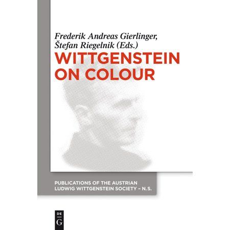 This volume is the first collection of articles dedicated to Wittgenstein's thoughts on colour, focusing in particular on his so-called Remarks on Colour, a piece of writing that has received comparably little attention from Wittgenstein scholars. The articles discuss why Wittgenstein wrote so intensively about colour during the last years of his life andwhat significance these remarks have for understanding his philosophical work in general.