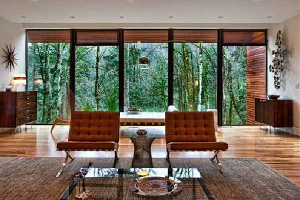 The Hoke House Twilight S Cullen Family Residence Contemporary