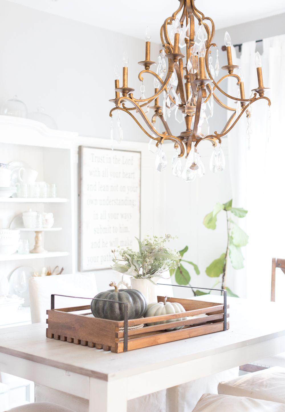 Craftberry Bush | Fall Decor Ideas – The Evolution of a Home Tour ...