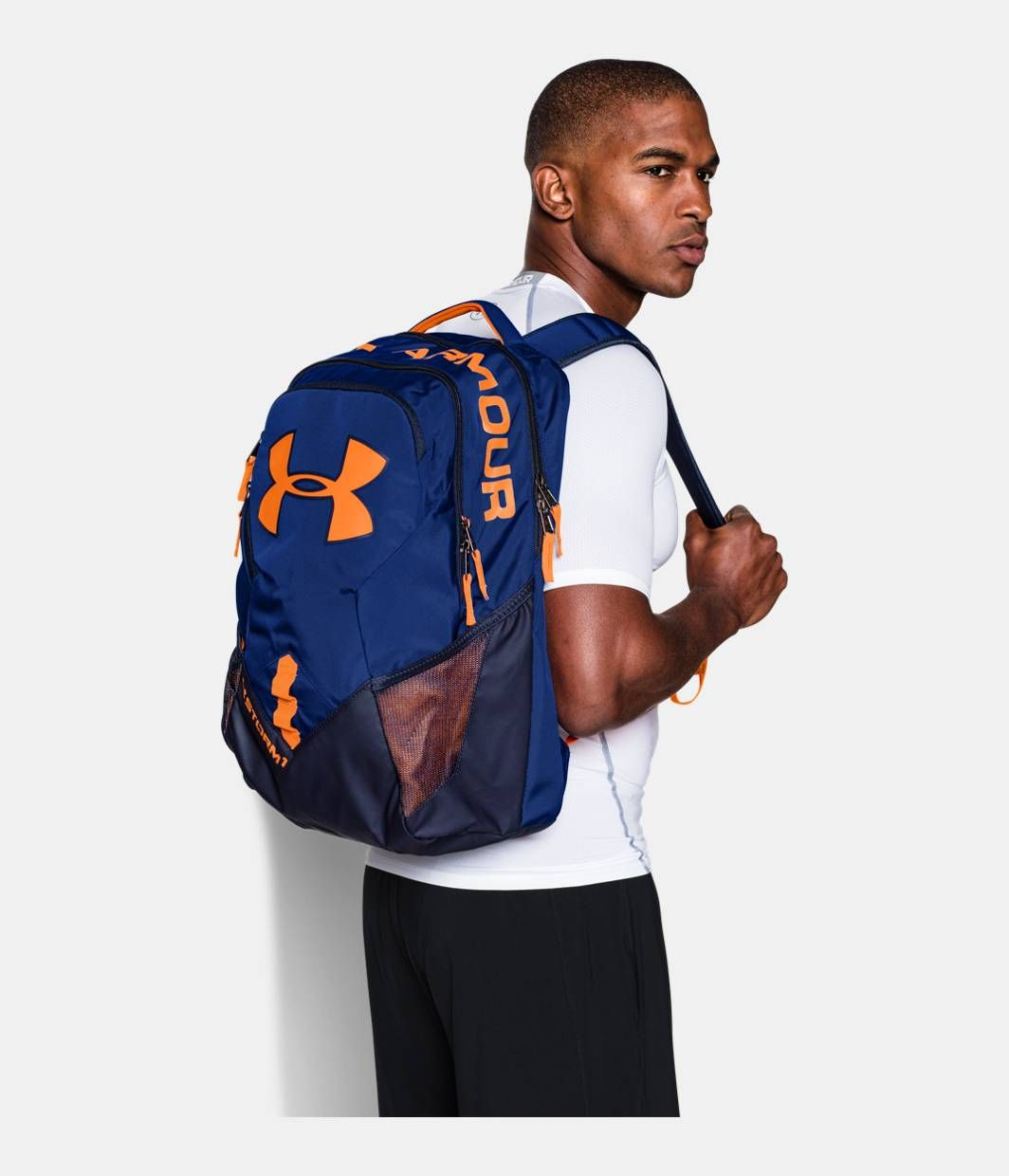 1336d95c2c Shop Under Armour for UA Storm Big Logo IV Backpack in our Unisex ...