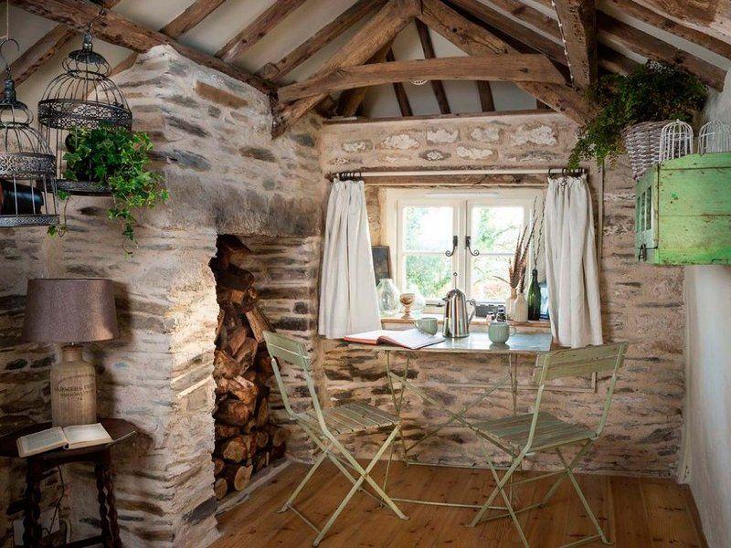 Una casa de campo de estilo ingl s nuestras casas for Casa de campo de estilo ingles decoracion