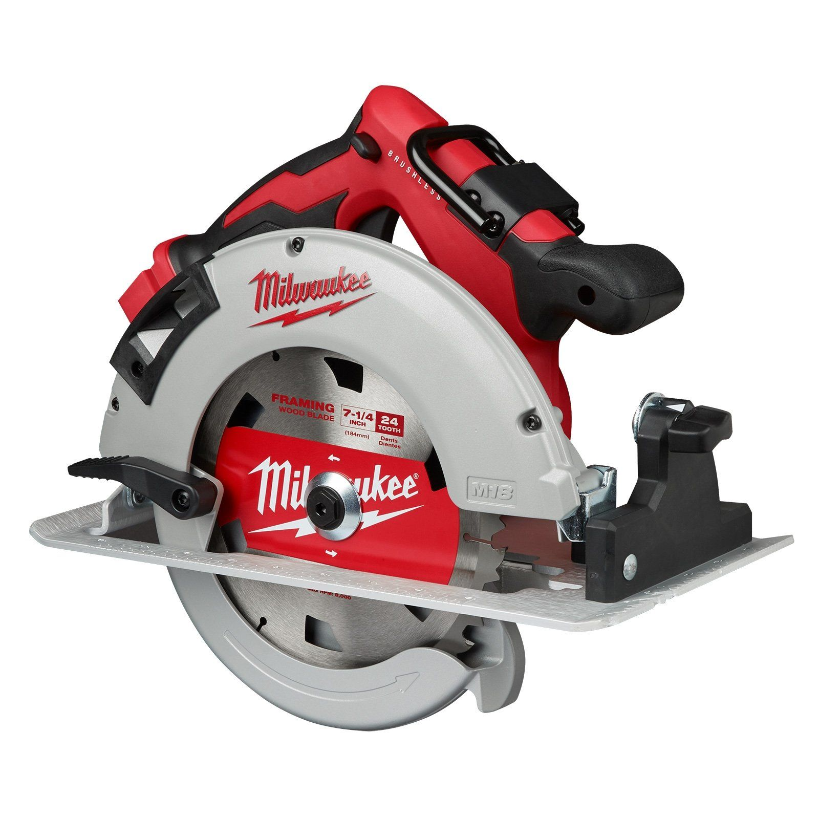 Milwaukee 18V Brushless 184mm Circular Saw (tool only