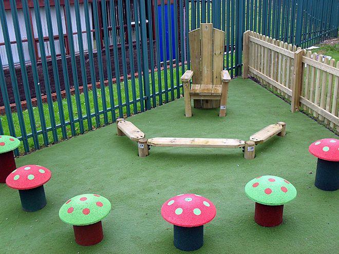 Outdoor Safety For Preschoolers Preschool Playground Equipment With Images Preschool