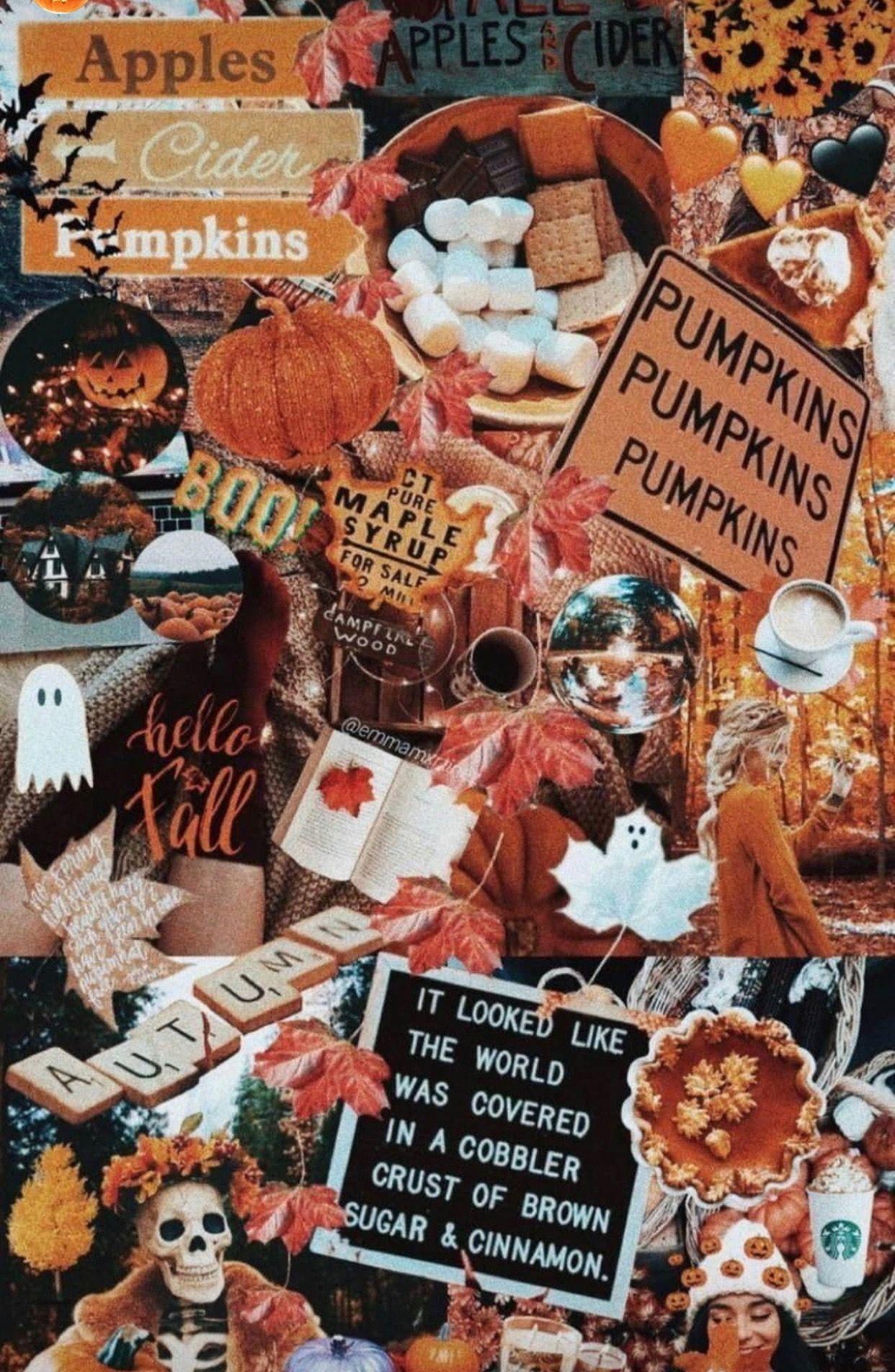 Pin By Stefani Dollface On Spooky Halloween Wallpaper