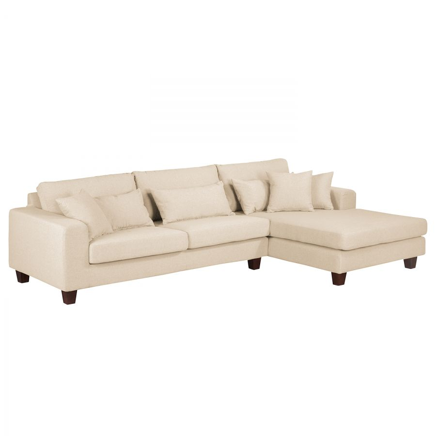 Ecksofa Fraser Webstoff Sectional Couch Couch Furniture
