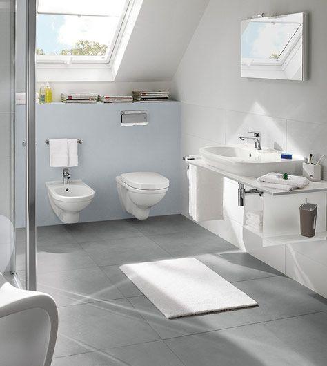 Das Badezimmer Aufhübschen Mit Kleinem Budget: Dachschräge O.novo, Frame To Frame