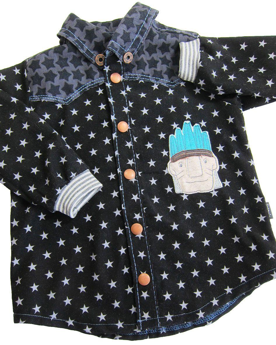 Adventskalender - JOEY ein cooles Hemd | Nähen für jungs, Hemden und ...