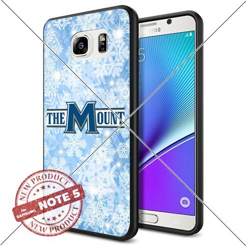 NEW Mount St. Mary's Mountaineers Logo NCAA #1343 Samsung Note 5 Black Case Smartphone Case Cover Collector TPU Rubber original by ILHAN [Snow] ILHAN http://www.amazon.com/dp/B0188GPEHQ/ref=cm_sw_r_pi_dp_3JYLwb11731J3