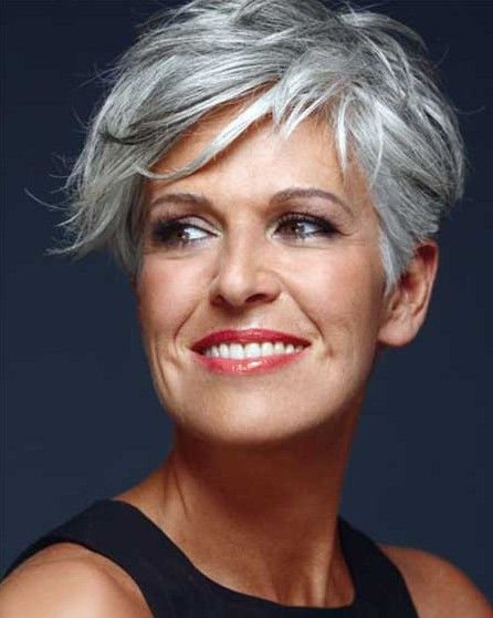 20 Hottest Short Hairstyles For Older Women My Style Pinterest