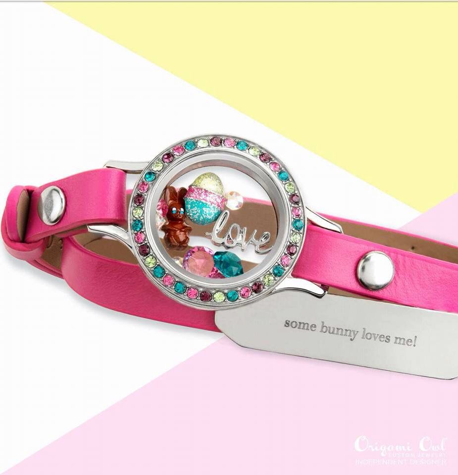 Somebunny loves you ~ Hop on my website and check out our new Easter line ~ http:// donisahughes.origamiowl.com
