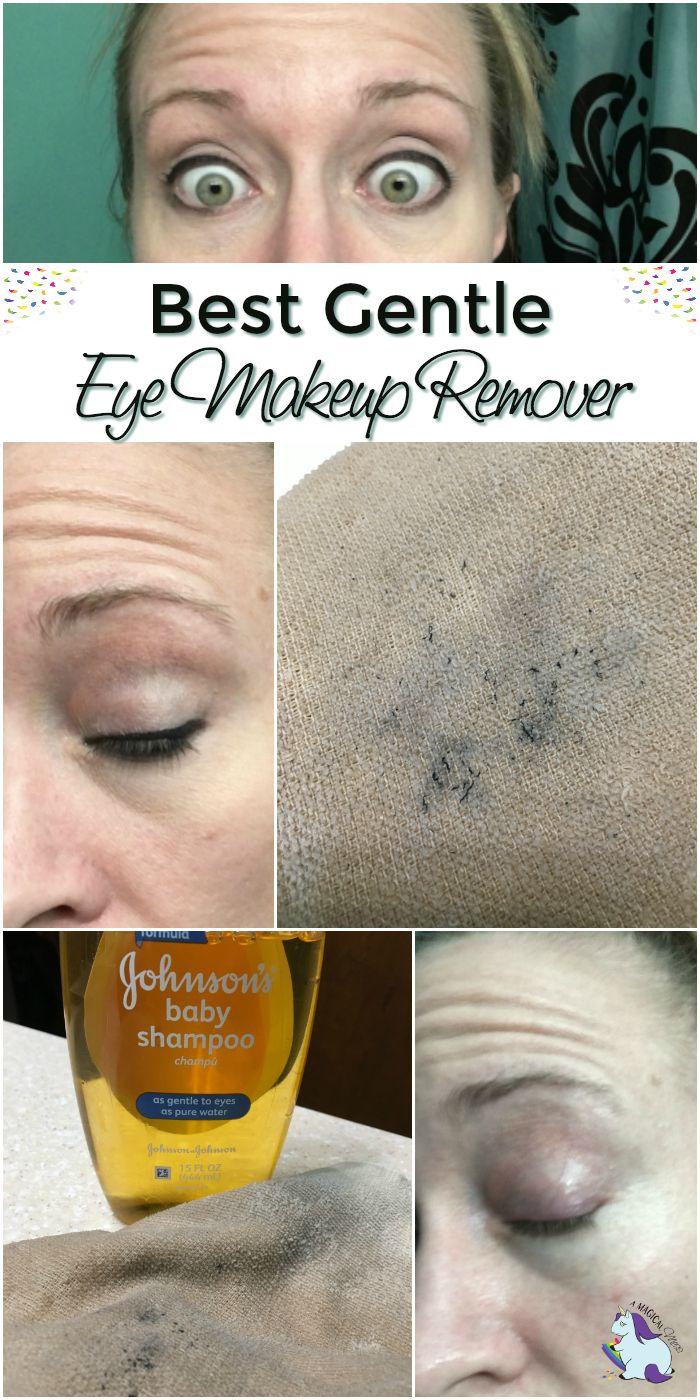 Best Gentle Eye Makeup Remover Allergy And Beauty Hack Makeup