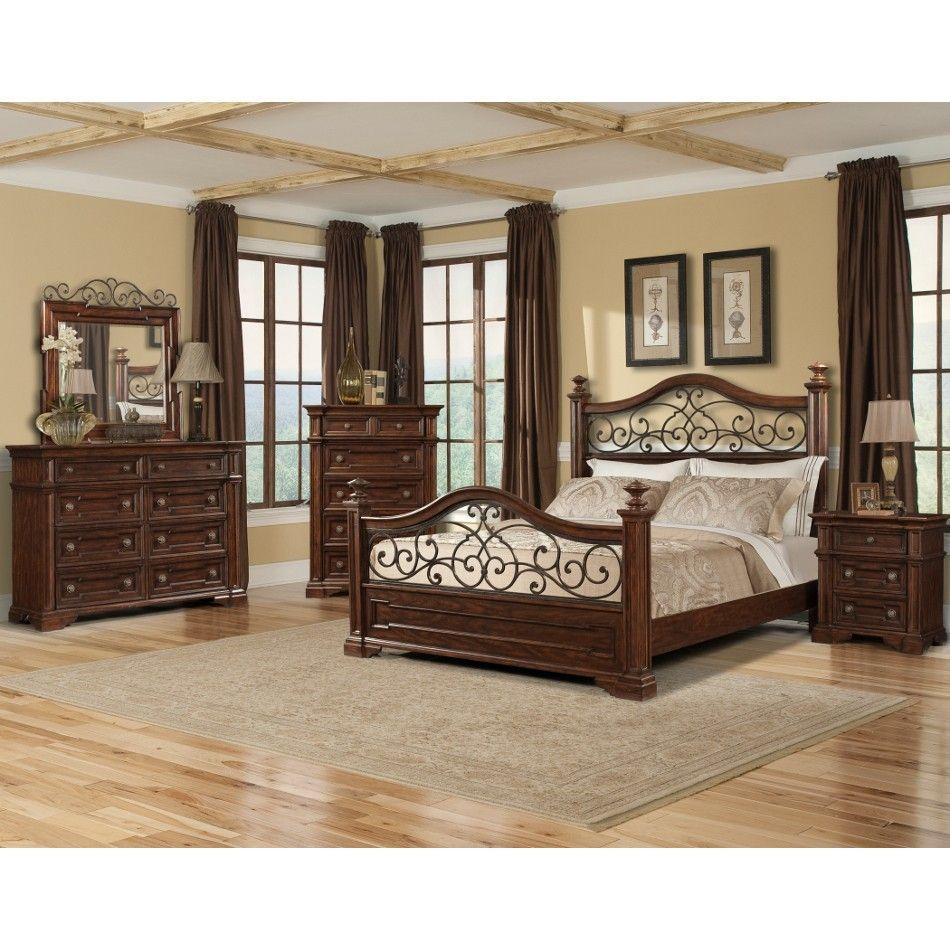 Klaussner San Marcos Headboard Queen Scroll Work 872050qhbd Conn S Bedroom Sets Queen King Bedroom Sets Master Bedroom Set