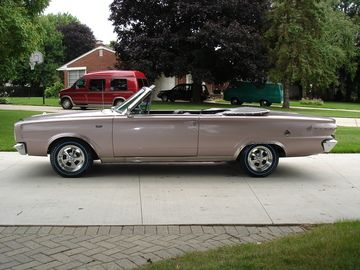 1966 Dodge Dart Gt 273 235 4 Speed Convertible Classic Cars