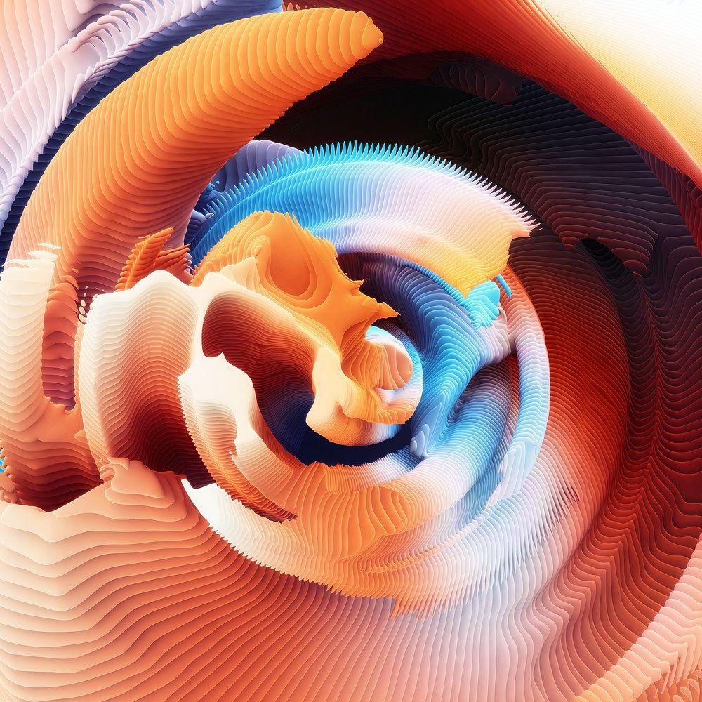 颜色和重复的视觉实验----ifavart.com (With Images)