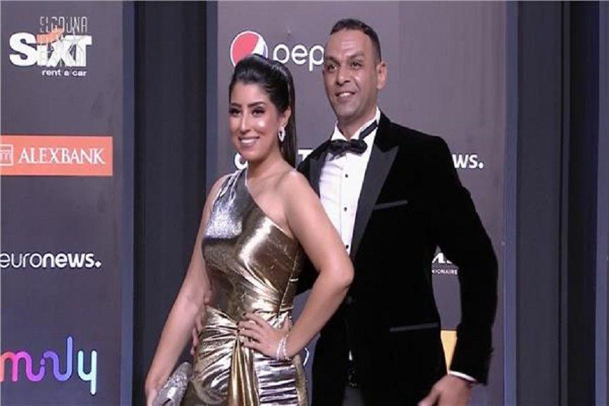 أيتن عامر و زوجها عقب حفل افتتاح مهرجان الجونة Formal Dresses Prom Dresses Fashion