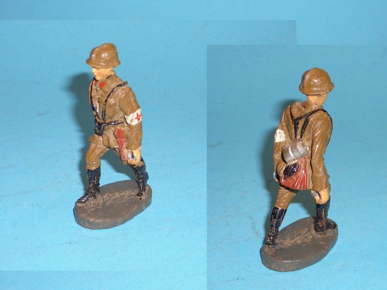3189 – Elastolin Franz. Soldat Masse Höhe 7cm | eBay