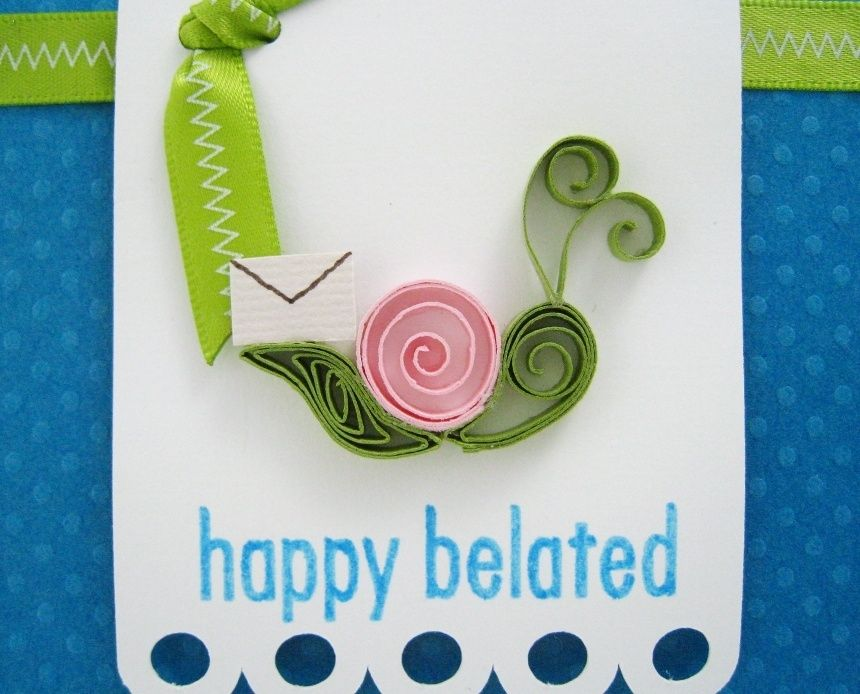 Happy belated birthday greeting card for you bday pictures