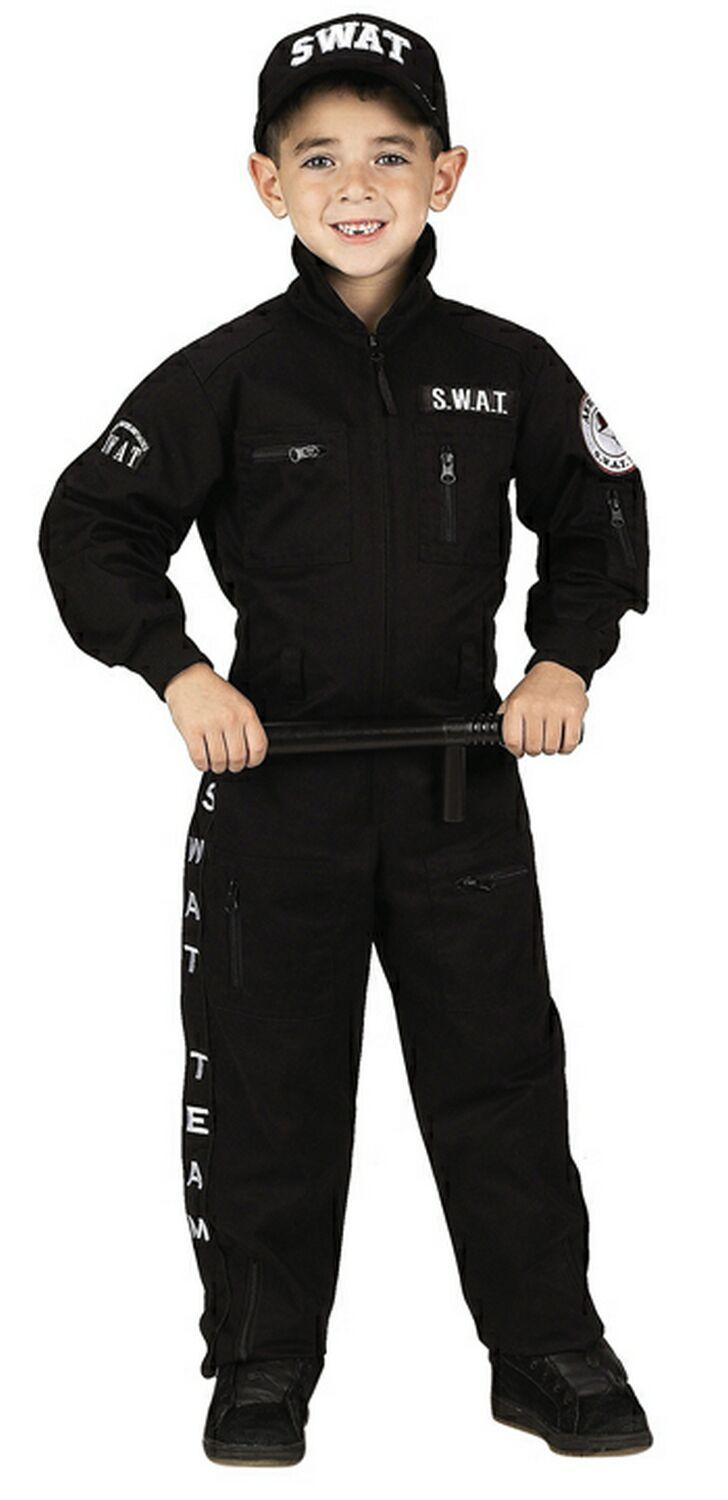 Kids S.w.a.t. Costume  sc 1 st  Pinterest : kids swat costume  - Germanpascual.Com