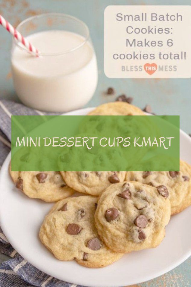 mini dessert cups kmart  11142019