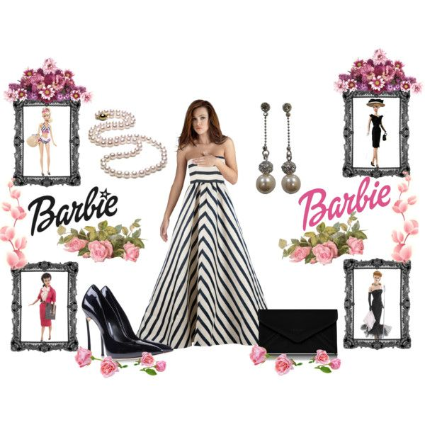 """""""Barbie Girl"""" by angieperez-2 on Polyvore"""