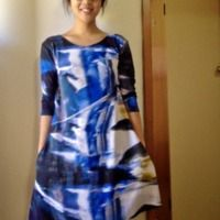 Sew Simple Brigitte dress - PatternReview