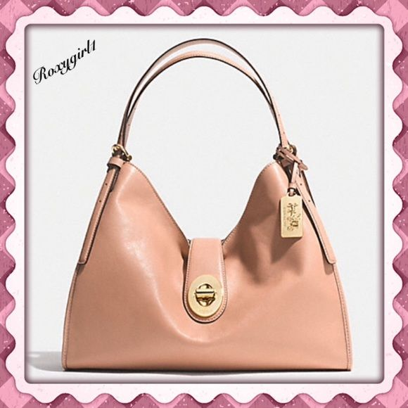 a9ca4c7387 COACH Madison Carlyle Leather Bag i 32221 COACH Madison Carlyle Leather Bag  i 32221
