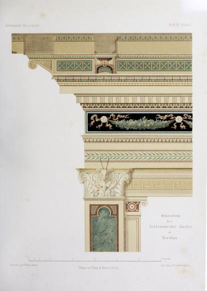 Architektonisches Skizzen-buch : Free Download, Borrow, and Streaming : Internet Archive
