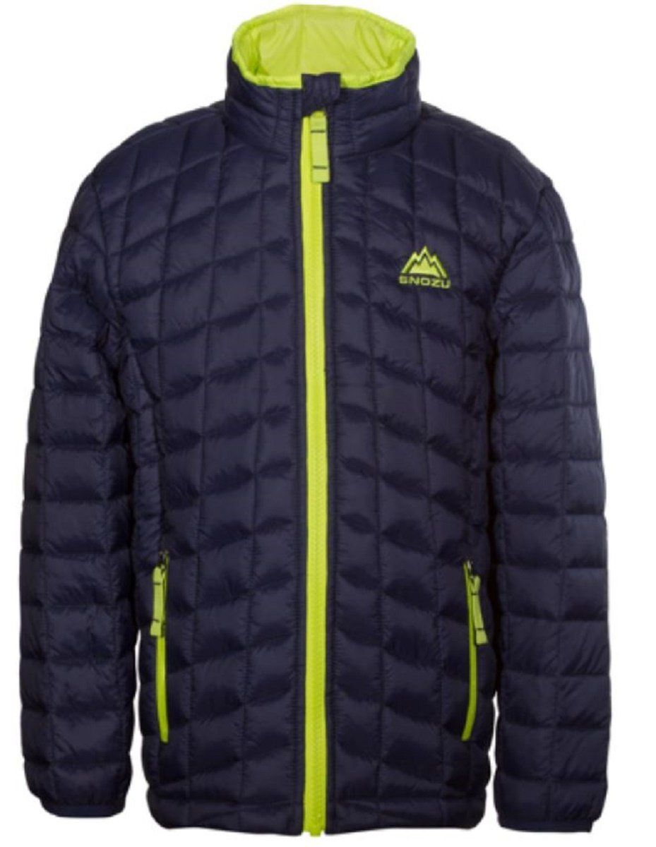 Snozu Boy S Glacier Shield Quilted Puffer Coat Xs 5 6 Superlight Weight Glacier Shield Insulation Technology Polyest Puffer Coat Quilted Jacket