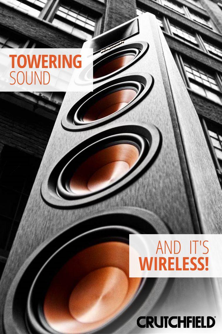 Klipsch Speaker Wiring Block And Schematic Diagrams Rp 440wf Reference Premiere Hd Wireless Floor Standing Rh Pinterest Com Tower Rock