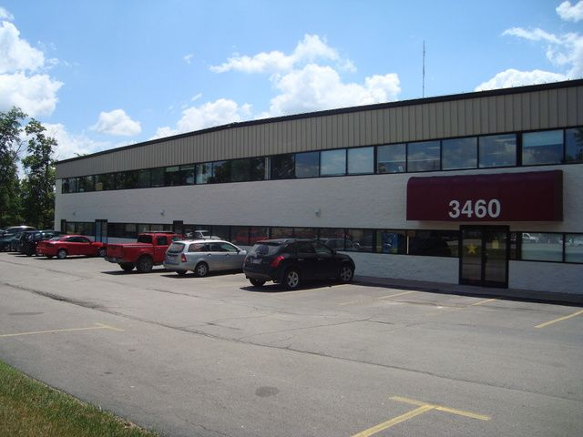 3460 E. Ellsworth, Ann Arbor Warehouse & Office space available on East Ellsworth. The warehouse has heating and air conditioning. Signage available along Ellsworth Road. Great visibility. Very clean. The warehouse has one overhead drive-in door.  FOR LEASE: $8 per square foot