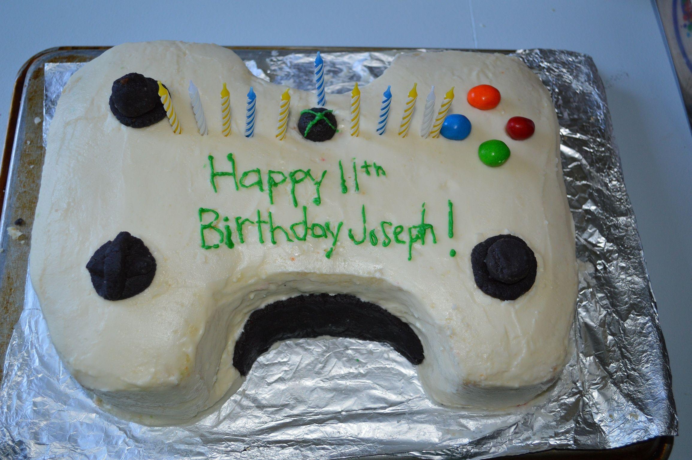 Diy Xbox Controller Cake Diy Cakes Made By Me Diy Cake Cake Diy
