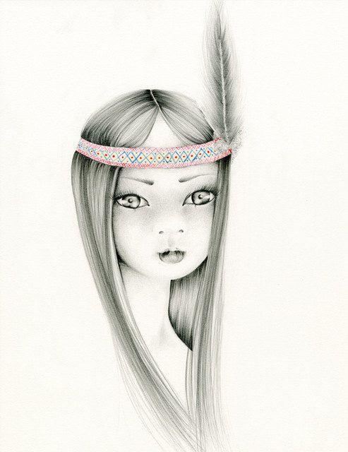 little girl from braveheart