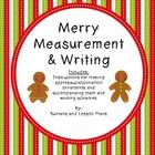 Great for holiday gifts for parents, this pack includes the recipe for making cinnamon applesauce ornaments. The measurement portion includes a pos...