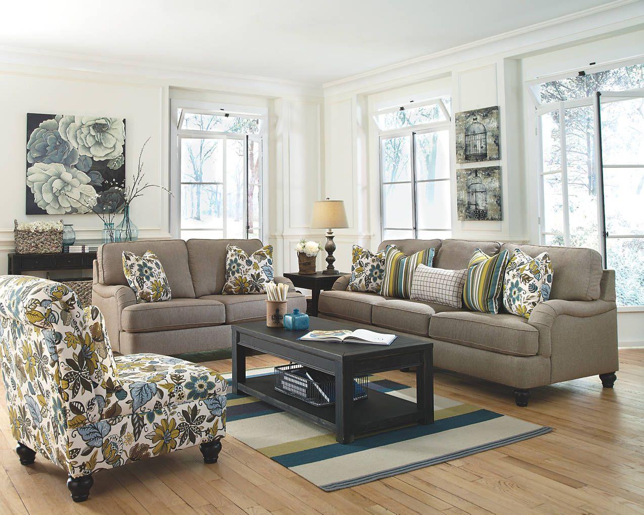 Ashleyfurniture 25500 38 35 46 T732 Living Room Sofa Living Room Sets Furniture