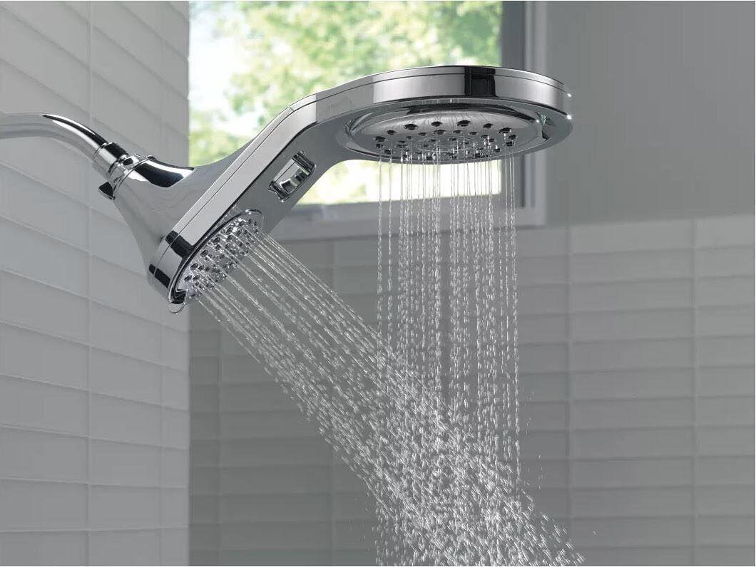 58580 Pk Rain Shower Head Shower Heads Rain Shower