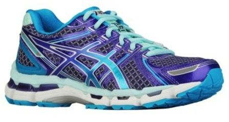 Womens Asics Gel Kayano 19 Purple Island Blue Mint Free Ship New In Box Rare Ebay 148 Asics Gel Kayano 19 Asics Asics Women