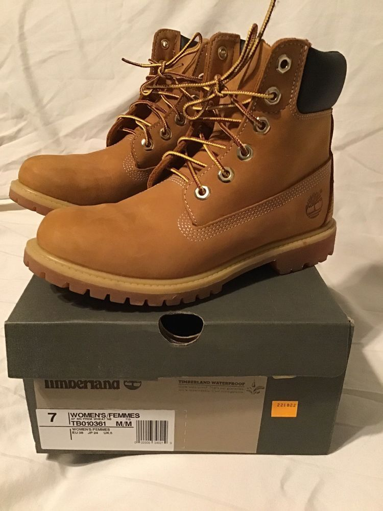71f326e78f3 Timberland Womens Work Boots Size 7 #fashion #clothing #shoes ...