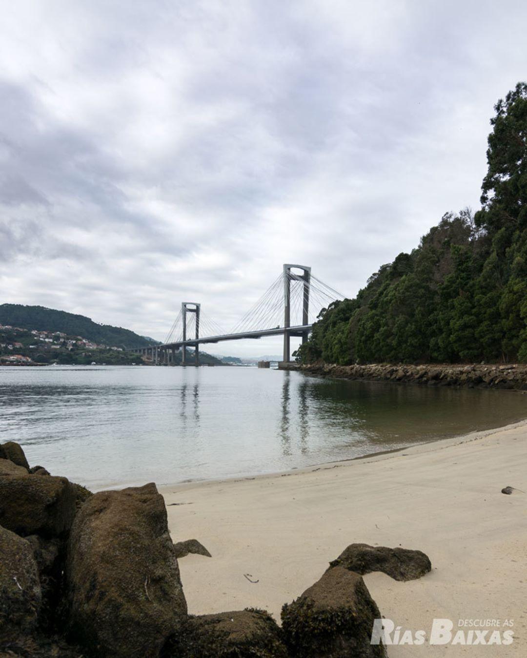 Descubre As Rias Baixas On Instagram El Puente De Rande Visto