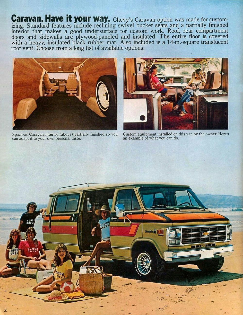 Photo of Super Seventies — electripipedream: Chevrolet Van, 1979  [ #Seventies #super #…