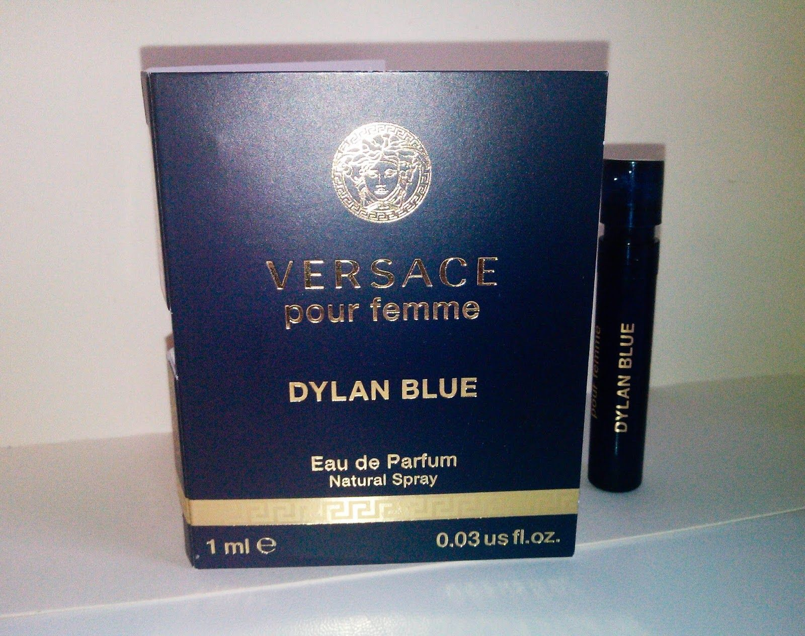 Versace Pour Femme Dylan Blue Aromaticnotes Perfumes Fragrances