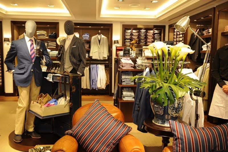 Charles Tyrwhitt The Quality Shirtmaker And Menswear Brand Has Moved Its Flagship Store From 92 Jermyn Street To 98 100