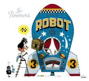 Sans connivence: Robot de Léo Timmers