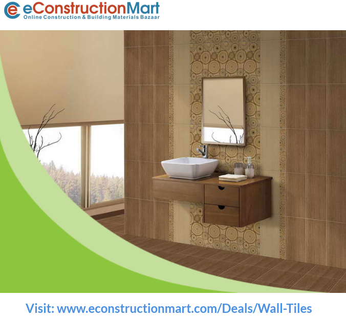 Get Best Wall Tiles Prices Deals Econstructionmart Offer Various Range Of Walltiles And Various Variety Of Other Tiles Online At Tiles Price Tiles Wall Tiles