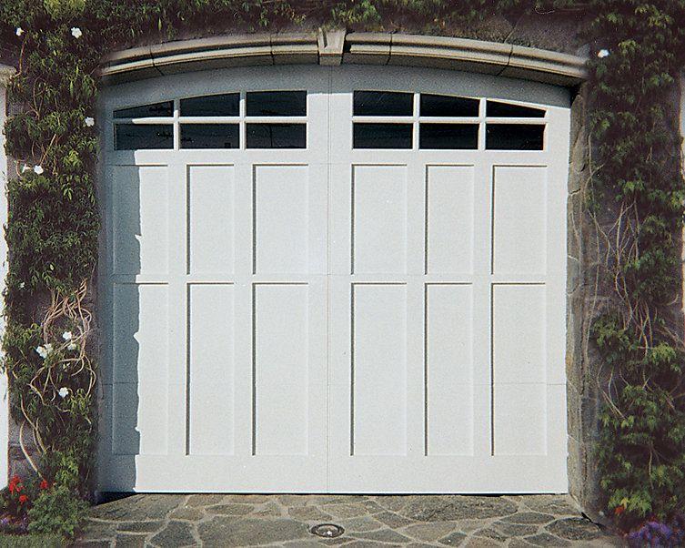 Signature Carriage Collection Custom Painted Wood Door Garage Door Styles Garage Door Design Residential Garage Doors