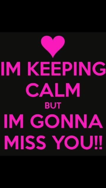 Im Gonna Miss You Ture Miss You Quotes Missing You Quotes