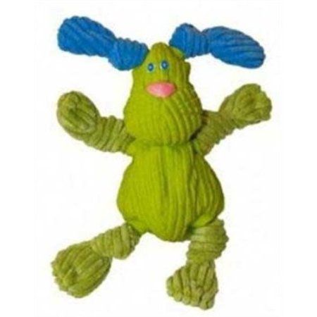 Huggle Hounds Plush, Lime Green Bugsy, Small (MD) Dog